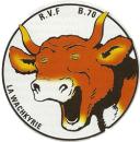 La Wachkyrie, l'emblème du régiment de Ravitaillement en Viande Fraîche (RVF)